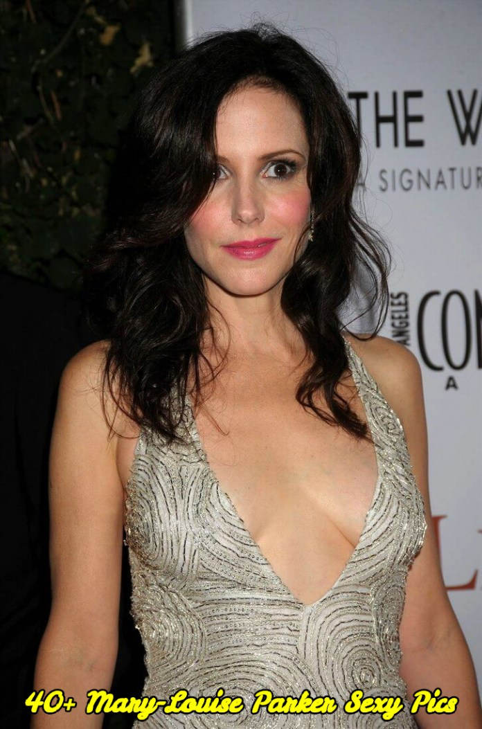 Mary-Louise Parker sexy pics
