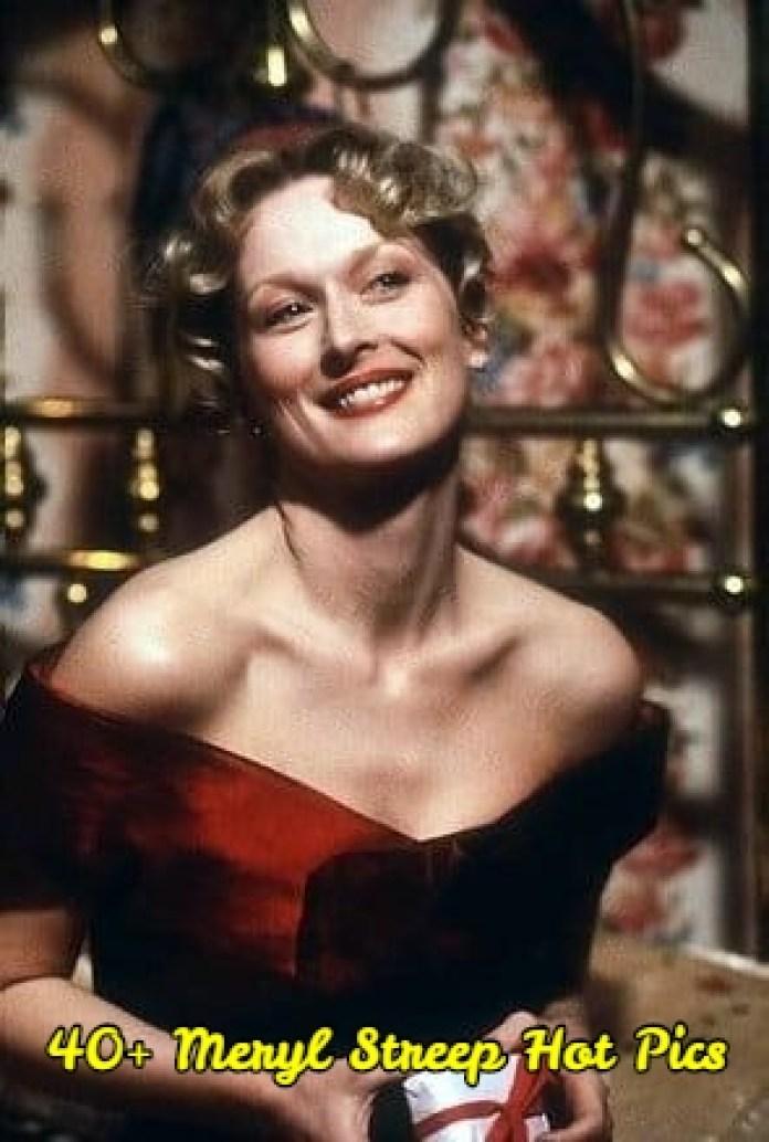 Meryl Streep Hot Pics