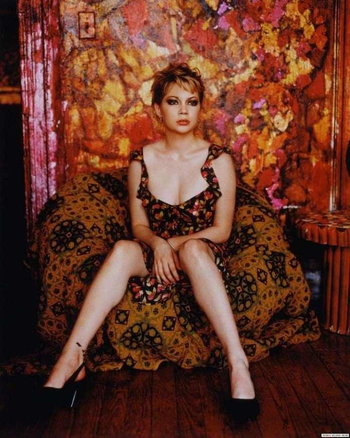 Michelle Williams sexy