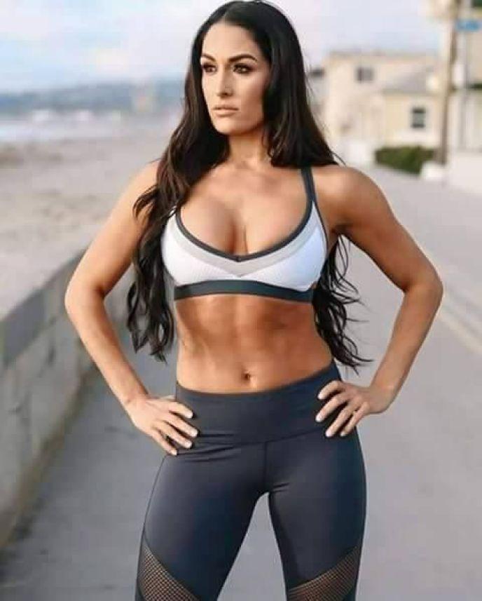 Nikki Bella Sex Scene