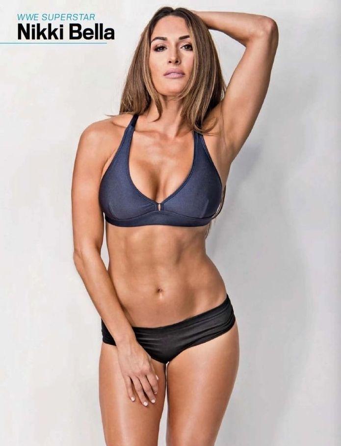 Nikki Bella big boobs pics