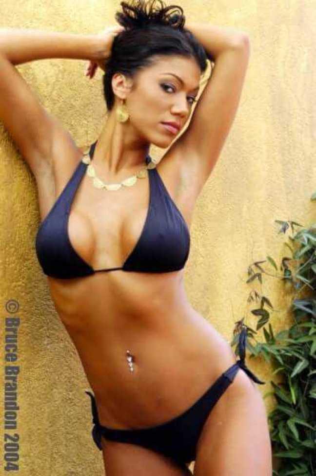 Rosa Mendes bikini pics