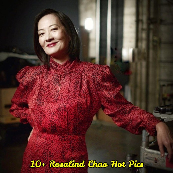 Rosalind Chao hot pictures