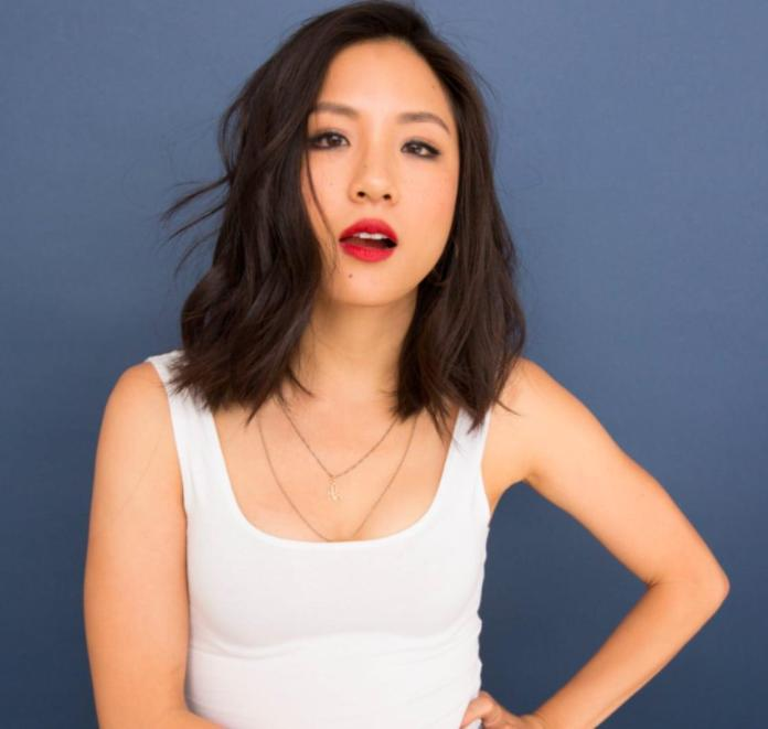 constance wu sexy look