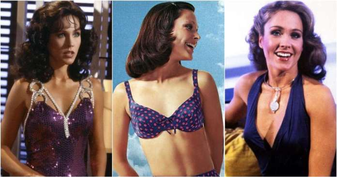 41 Hottest Pictures Of Erin Gray