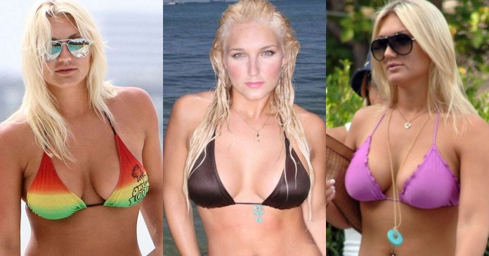 41 Sexiest Pictures Of Brooke Hogan