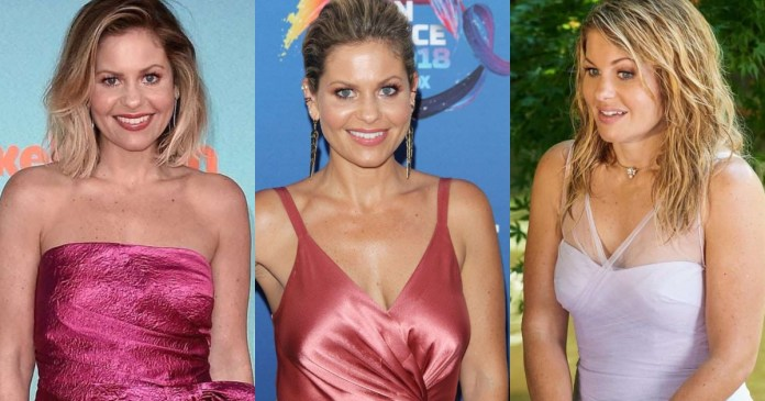 41 Sexiest Pictures Of Candace Cameron-Bure
