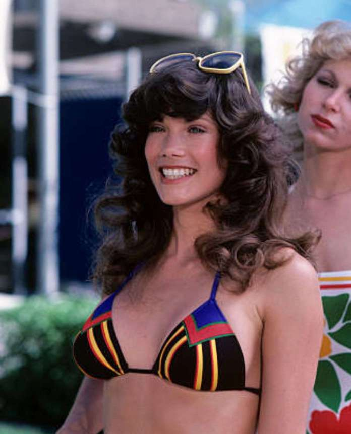 Barbi Benton hot look