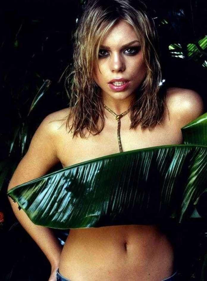 Billie Piper sexy pics