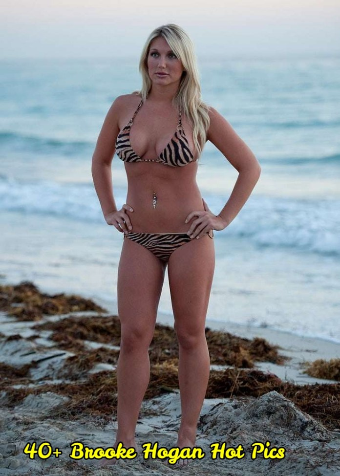 Brooke Hogan hot pictures