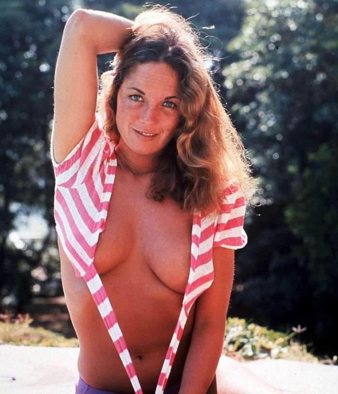 Catherine Bach sexy