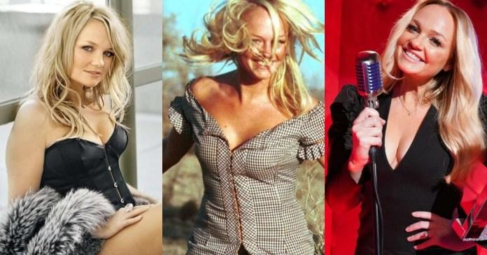 41 Hottest Pictures Of Emma Bunton