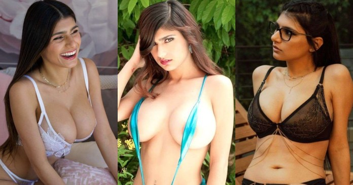 41 Hottest Pictures Of Mia Khalifa
