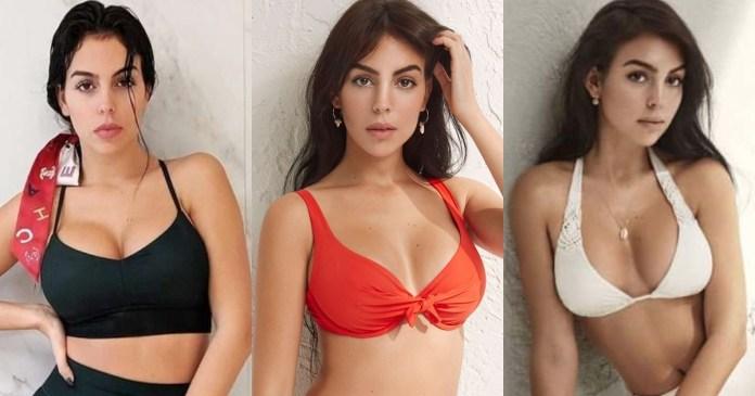 41 Sexiest Pictures Of Georgina Rodriguez