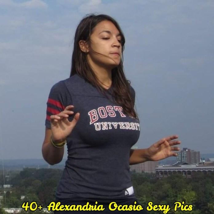 Alexandria Ocasio Sexy Pics
