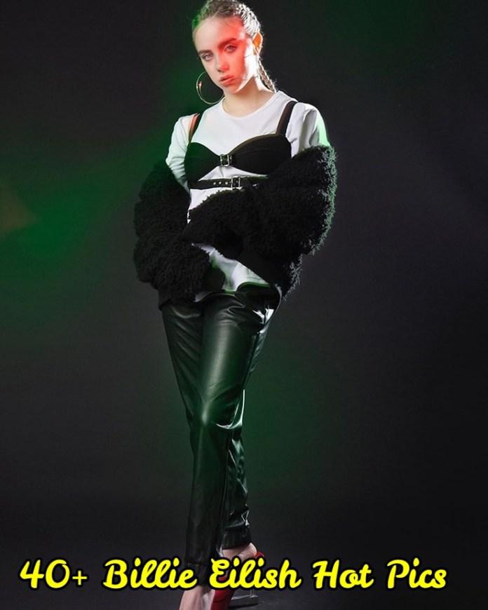Billie Eilish Hot Pics
