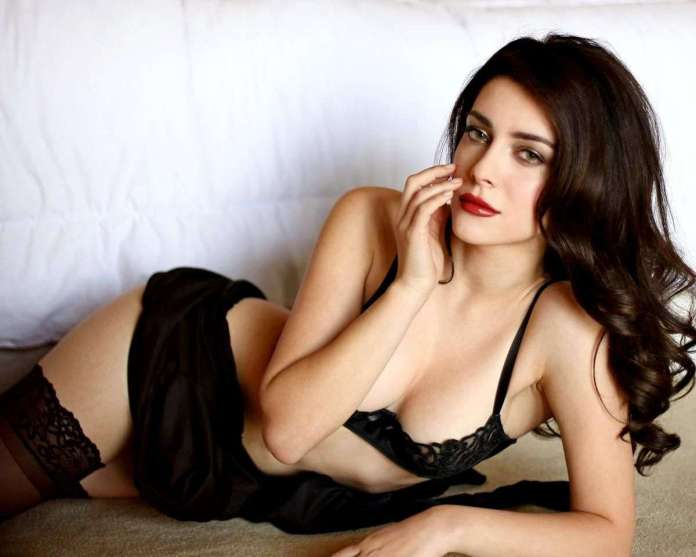Elena Satine sexy