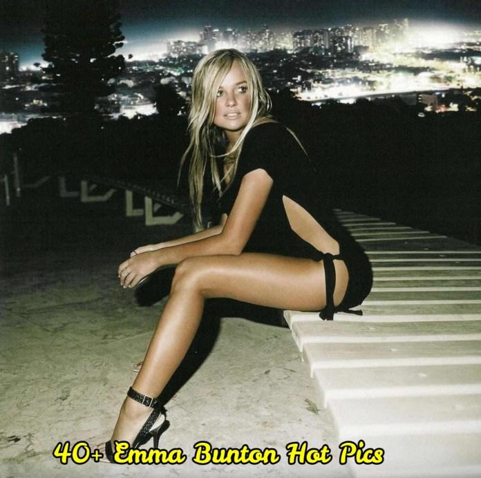 Emma Bunton hot pictures