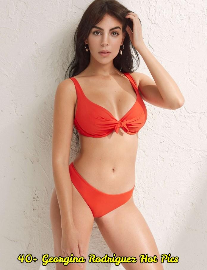 Georgina Rodriguez hot pictures