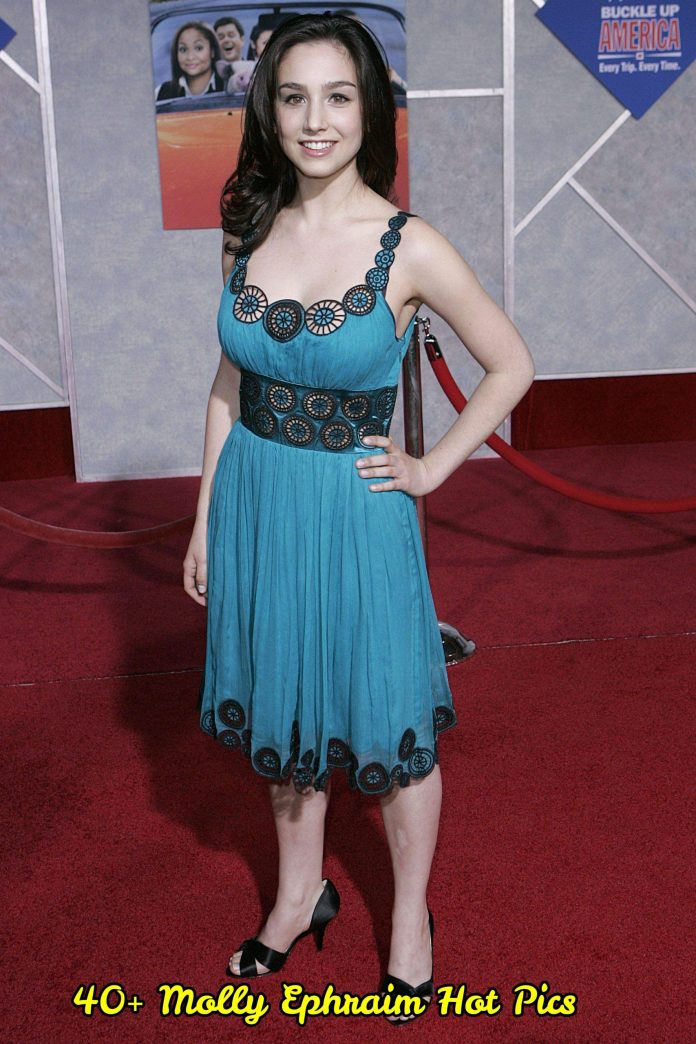 Molly Ephraim hot pictures