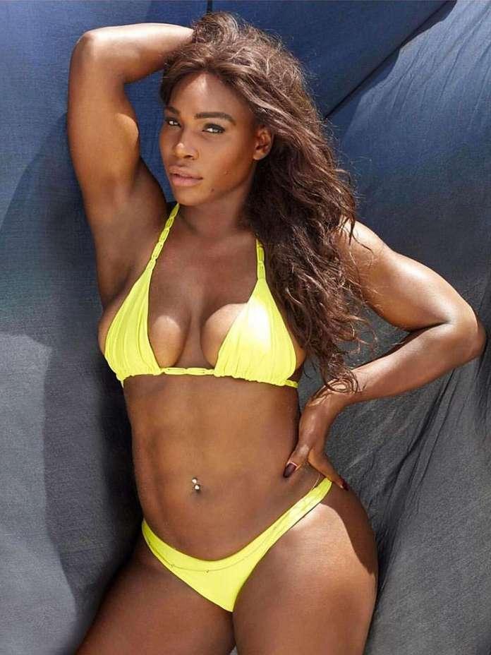 Serena Williams hot