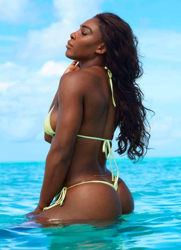 Serena Williams sexy pics