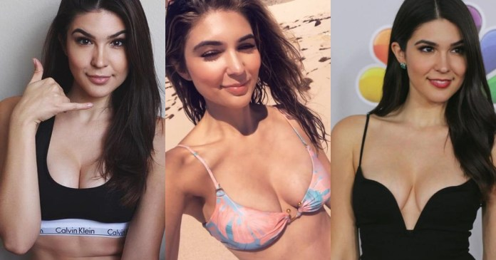 41 Hottest Pictures Of Cathy Kelley