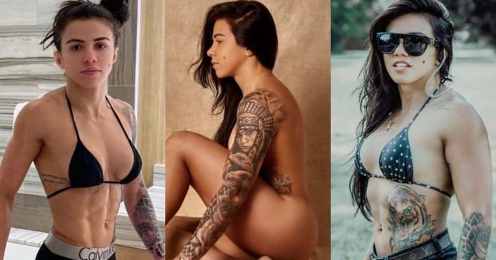 41 Hottest Pictures Of Claudia Gadelha