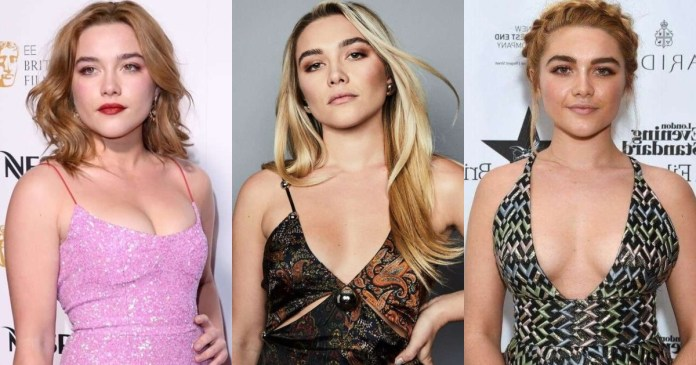 41 Hottest Pictures Of Florence Pugh