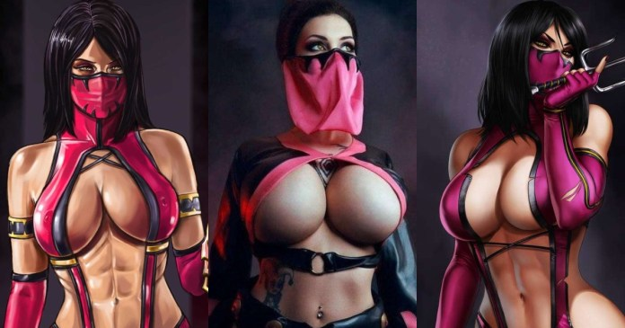 41 Hottest Pictures Of Mileena