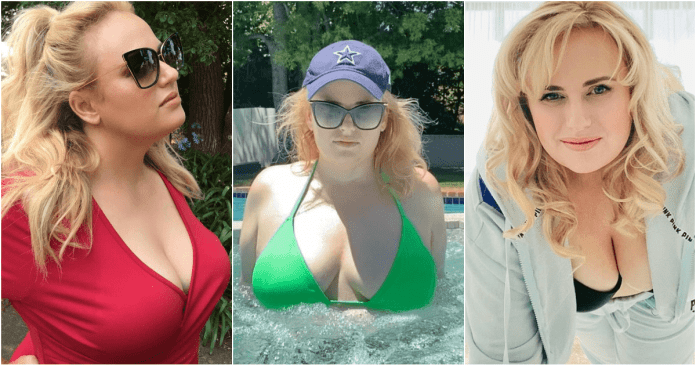 41 Hottest Pictures Of Rebel Wilson