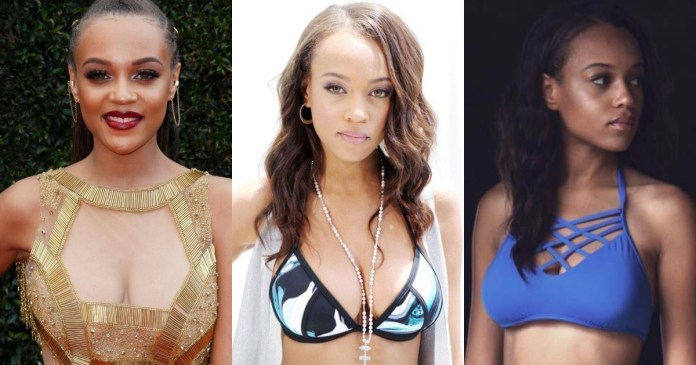 41 Hottest Pictures Of Reign Edwards