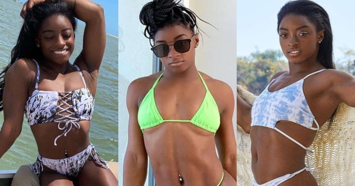 41 Hottest Pictures Of Simone Biles