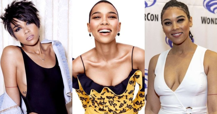 41 Sexiest Pictures Of Alexandra Shipp