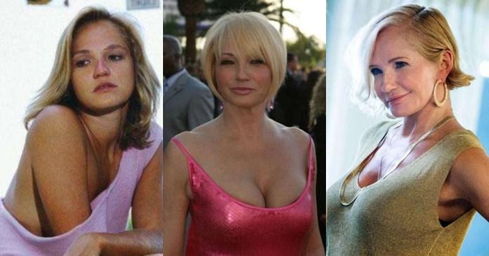 41 Sexiest Pictures Of Ellen Barkin