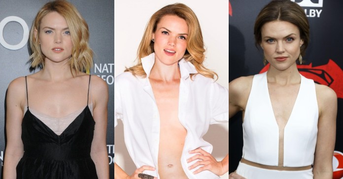 41 Sexiest Pictures Of Erin Richards