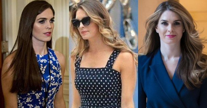 41 Sexiest Pictures Of Hope Hicks