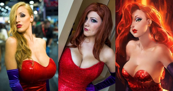 41 Sexiest Pictures Of Jessica Rabbit