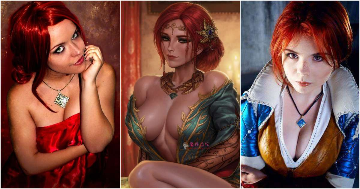Triss sexy Sex with