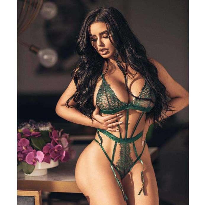 Jessica Gomes Nude - Hot Bikini Babe Goes Topless! (79 PICS)