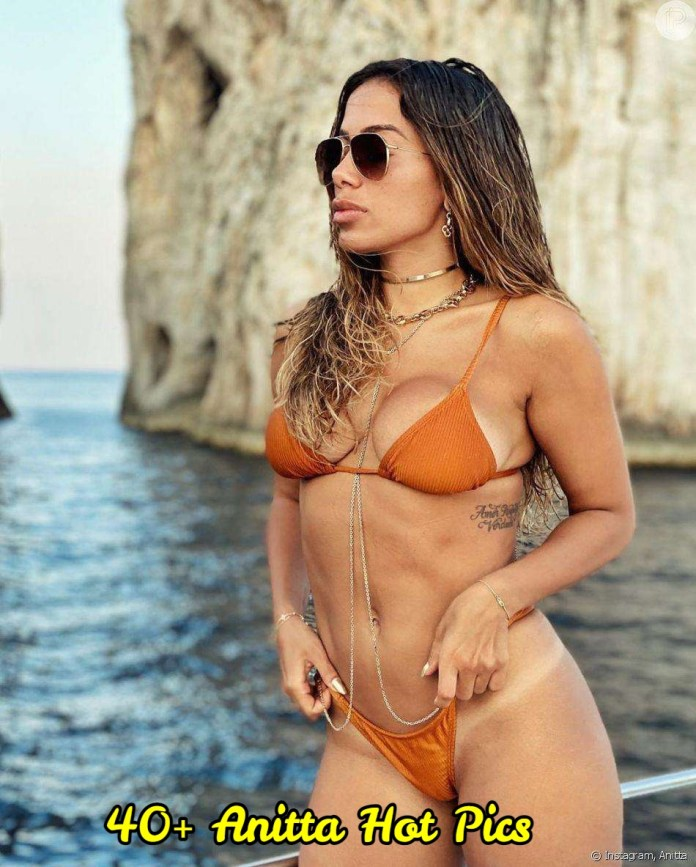 Anitta hot pictures