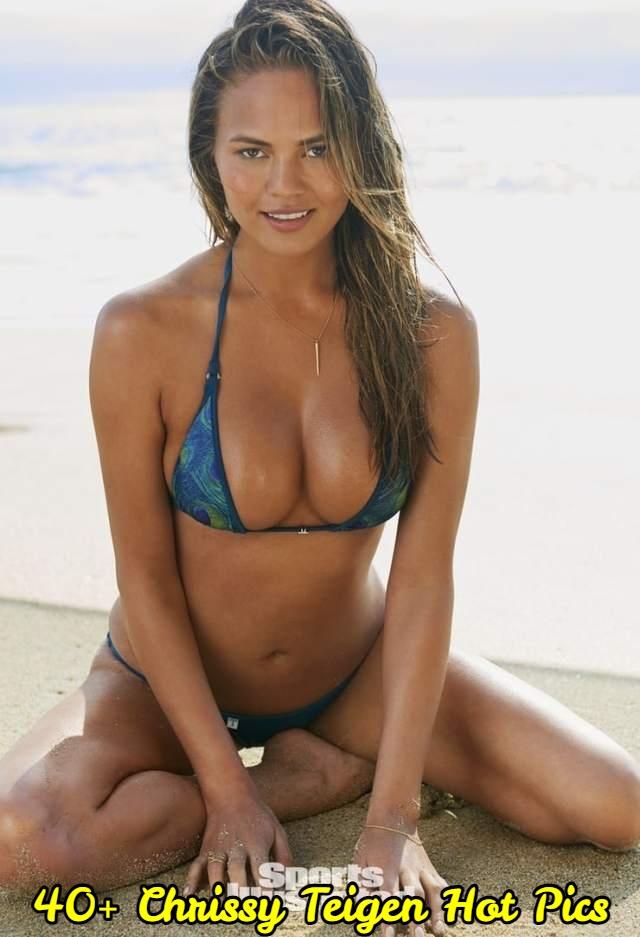 Chrissy Teigen Hot Pics
