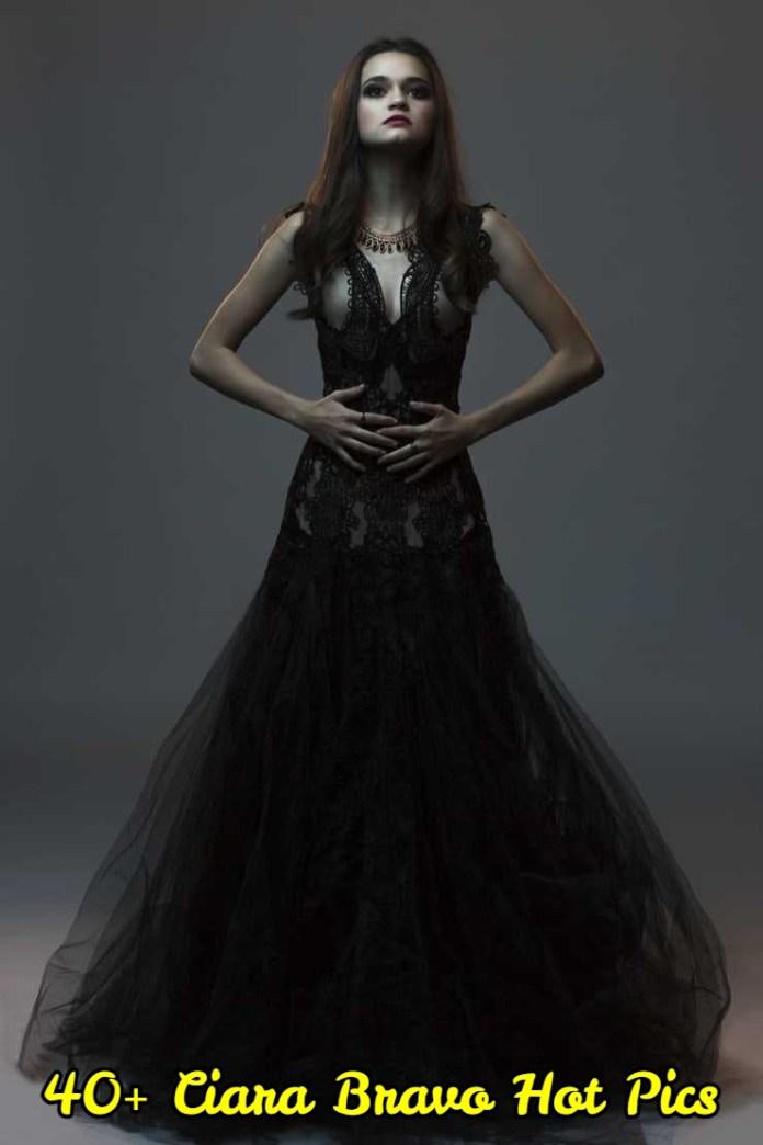 Ciara Bravo Hot Pics