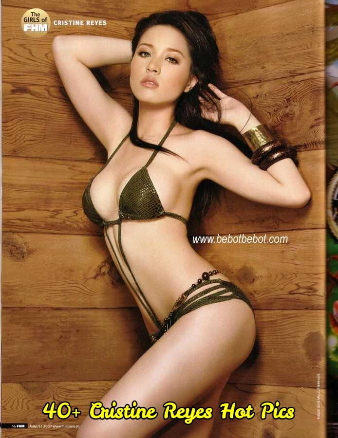 Cristine Reyes Hot Pics
