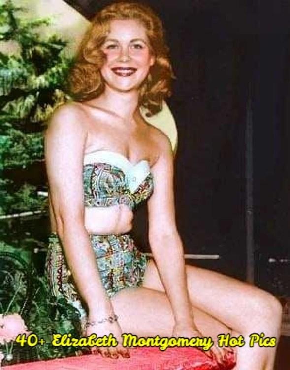 Elizabeth Montgomery Hot Pics