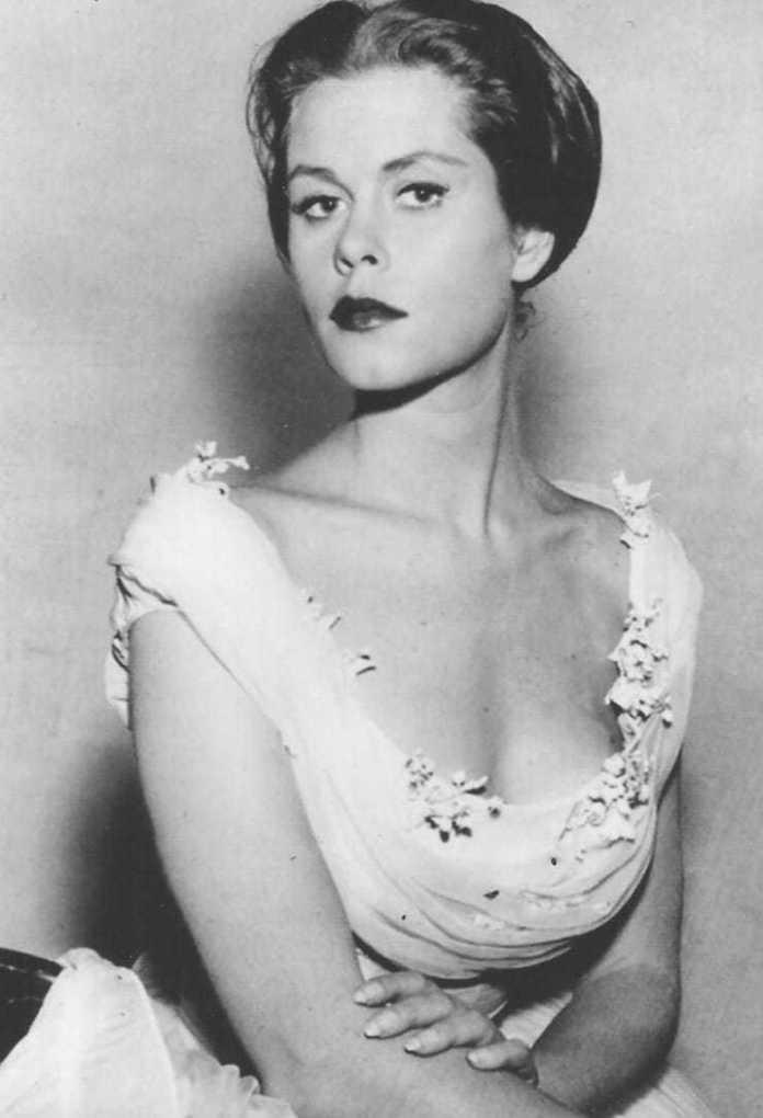 Elizabeth Montgomery boobs