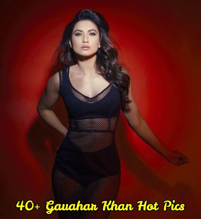 Gauahar Khan Hot Pics