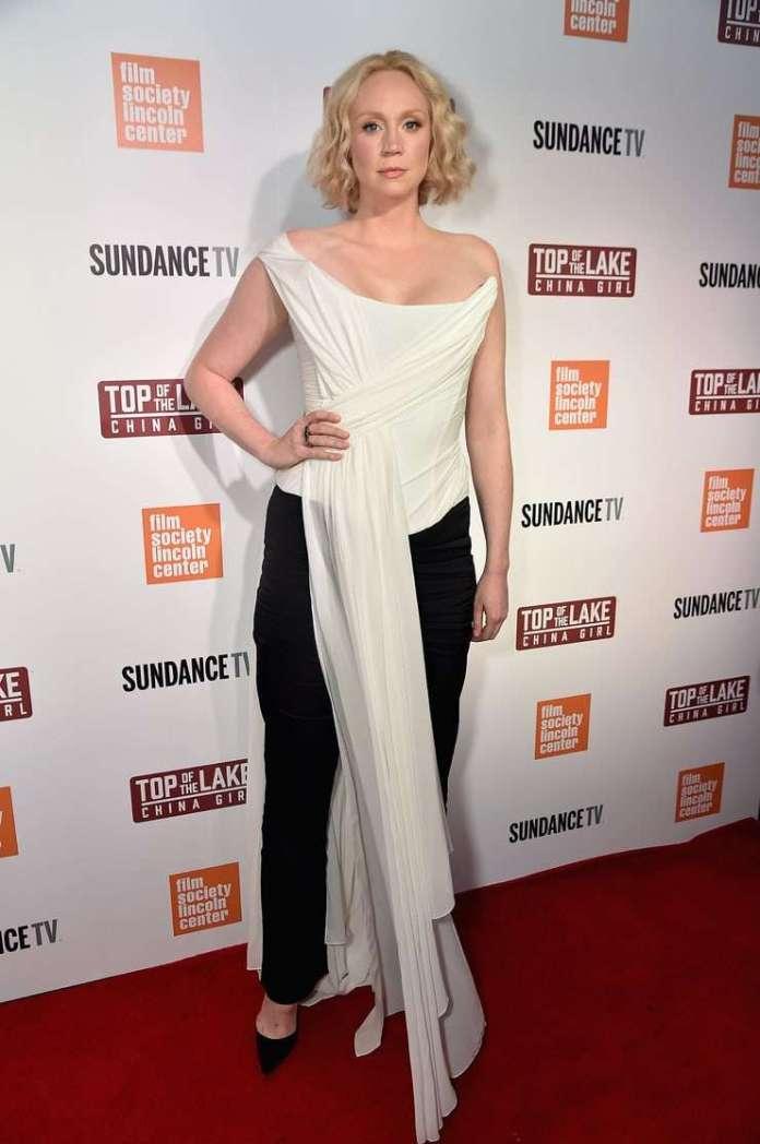 Gwendoline Christie sexy look