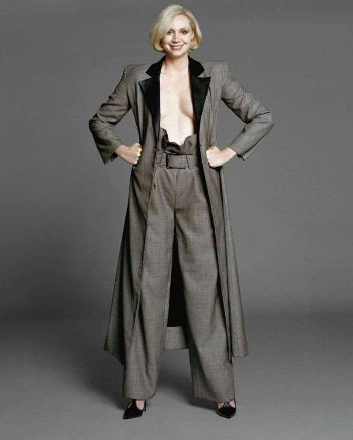 Gwendoline Christie sexy pic