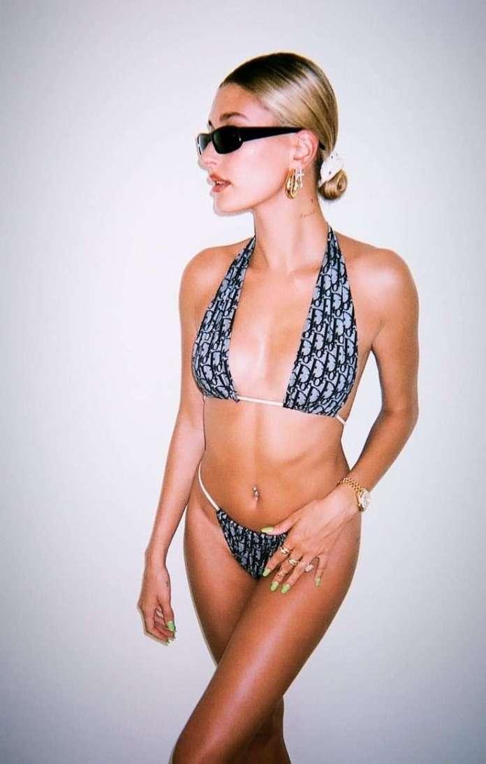 Hailey Baldwin hot pic